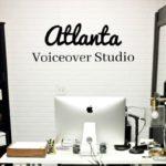Atlanta Voiceover Studio Tour