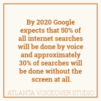 Move over Siri…. New trends good for VO