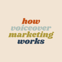 How Voiceover Marketing Works