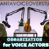 Episode 14: Organization Tips for Voiceover Actors with Laura Ray